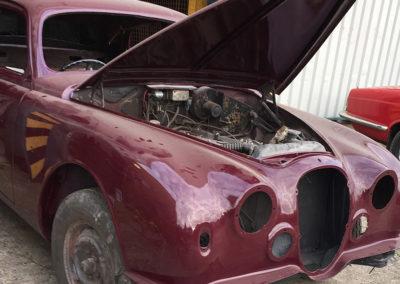 1959 Mk1 2.4 auto