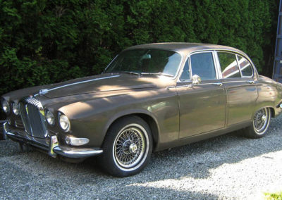1966 Daimler Sovereign/420 Left Hand Drive Automatic