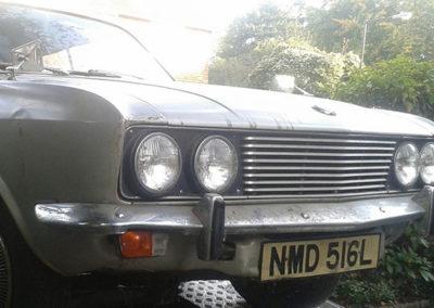1972 Sunbeam Rapier Fastback Auto
