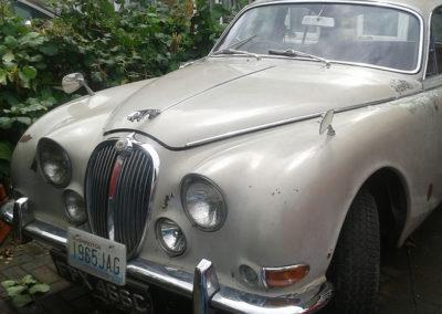1965 Jaguar S-Type 3.4 Manual