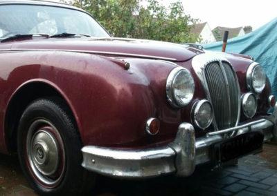 1963 Daimler 2.5 litre V8 automatic