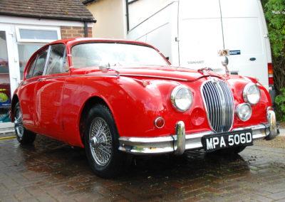 1966 Jaguar Mk.2 Saloon